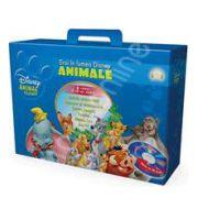 Cutie cadou Eroi in lumea Disney. Animale (Audiobook - format MP3)