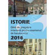 Istorie, BACALAUREAT 2014. Ghid de pregatire intensiva