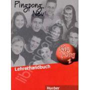 Limba germana manualul profesorului clasa a V-a, L2. Pingpong Neu 1, Lehrerhandbuch