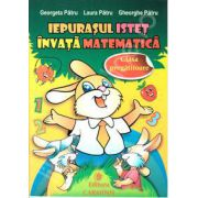 Iepurasul istet invata matematica. Clasa pregatitoare