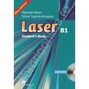 Laser Students Book with CD-rom (B1)