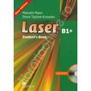 Laser Students Book with CD-rom (B1+)