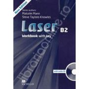 Laser workook with key (B2) CD-Audio