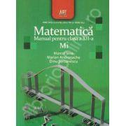 Matematica M1. Manual pentru clasa a XII-a - Marcel Tena