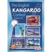 Cangurul lingvist, limba engleza. The English Kangaroo Contest, Grades III-IV (2006-2013 editions)