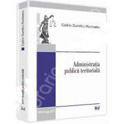 Administratia publica teritoriala