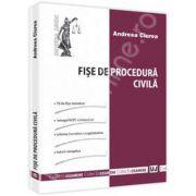 Fise de procedura civila - Editie epuizata