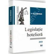 Legislatie hoteliera