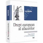 Drept european al afacerilor. Piata interna a Uniunii Europene