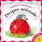Despre animale (Carte cu surprize)