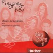 CD. Limba germana, clasa a V-a, L2. Pingpong Neu 1 (Ubungen zur Aussprache)