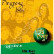 CDs. Limba germana, clasa a VI-a, L2. Pingpong Neu 2 (2 Audio-CDs zum Lehrbuch)