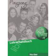 Limba germana manualul profesorului clasa a VI-a, L2. Pingpong Neu 2, Lehrerhandbuch
