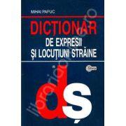 Dictionar de expresii si locutiuni straine
