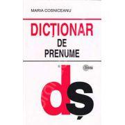 Dictionar de prenume (Editie Brosata)