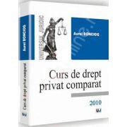 Curs de drept privat comparat