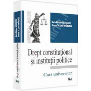 Drept constitutional si institutii politice. Curs universitar - Georgescu