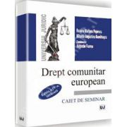 Drept comunitar european - Editia a IV-a