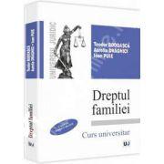 Dreptul familiei conform noului Cod Civil (Teodor Bodoasca)