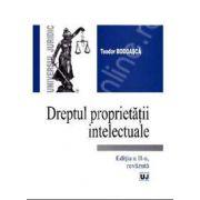 Dreptul proprietatii intelectuale Editia a II-a, revazuta