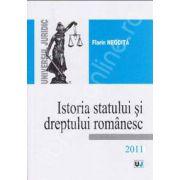Istoria statului si dreptului romanesc Editia 2011 (Florin Negoita)