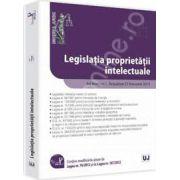 Legislatia proprietatii intelectuale Ad litteram. Actualizat 25 februarie 2013