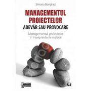 Managementul proiectelor - adevar sau provocare. Managementul proiectelor in intreprinderile mijlocii