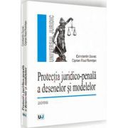 Protectia juridico-penala a desenelor si modelelor