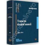 Tratat de dreptul muncii. Editia a VII-a 2009 (Alexandru Ticlea)