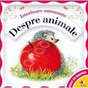 Istorioare amuzante. Despre animale. Carte cu surprize