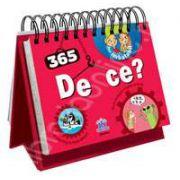 Calendar Sunt Imbatabil 365 De ce?