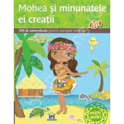 Mohea si minunatele ei creatii - 300 de autocolante pentru micutele tahitiene