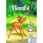 Bambi - Disney Audiobook (Carte + CD)