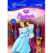 Cinderella - Cenusareasa. Invata despre imbracaminte (Povesti Bilingve)