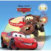 Masini - Disney carte + CD (format mic)