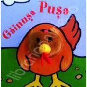 Gainusa Pusa - carte jucarie
