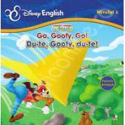 Go, Goofy, Go! - Du-te, Goofy, du-te! (Povesti Bilingve)