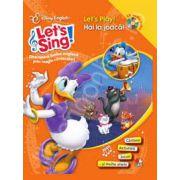 Lets play! - Hai la joaca! (Carte + CD)