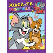Tom si Jerry. Joaca-te si coloreaza volumul 1