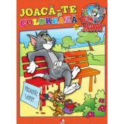 Tom si Jerry. Joaca-te si coloreaza volumul 10