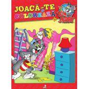 Tom si Jerry. Joaca-te si coloreaza volumul 11