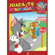 Tom si Jerry. Joaca-te si coloreaza volumul 12