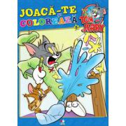 Tom si Jerry. Joaca-te si coloreaza volumul 3