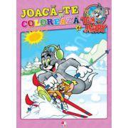Tom si Jerry. Joaca-te si coloreaza volumul 6