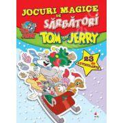 Tom si Jerry. Jocuri magice de Sarbatori