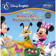 Minnies Picnic - Picnicul lui Minnie (Povesti Bilingve)