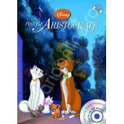 Pisicile Aristocrate - Disney Audiobook (Carte + CD)