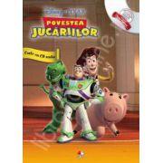 Povestea jucariilor - Disney Audiobook (Carte + CD)