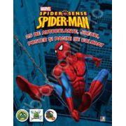 Spider-Man. 25 de autocolante, jocuri, poster si pagini de colorat
