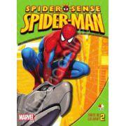 Spider-Man. Eroi in actiune - Carte de colorat 2
